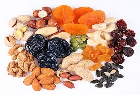alimentos más energéticos