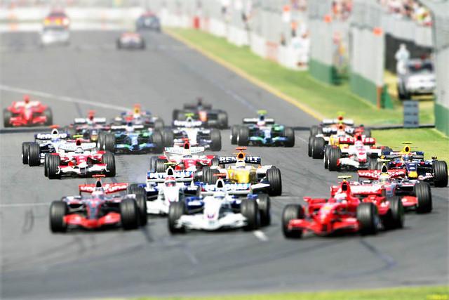 pilotos de Formula 1